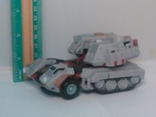 2010 Transformers Generations Series Skullgrin Action Figure Military Gray Tank