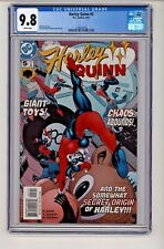 DC's Harley Quinn #5 Dodson Cover 2000 series CGC 9.8