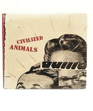 CIVILIZED ANIMALS (CD) by M80 Records. (NEW & SEALED WITH FREE SHIPPING)