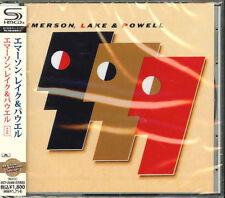 EMERSON. LAKE & POWELL-S/T +2-JAPAN SHM-CD D50