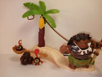 Disney Hasbro 2016 Moana Maui the Demigod's Kakamora Adventure  Action Figure