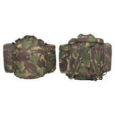 Brit. Rucksack Other Arms Seitentaschen DPM Backpack Wandern Outdoor Trekking