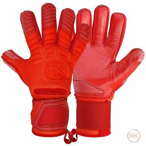 Gk Saver Protech United pro Football Goalkeeper Gloves Negative cut Size 6 to 11