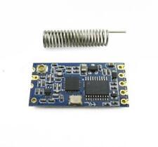 1Pcs 433Mhz HC-12 SI4463 Wireless Serial Port Module 1000m Replace Bluetooth LET