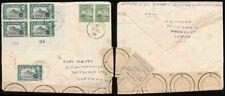 George VI (1936-1952) Block Ceylon Stamps (Pre-1948)