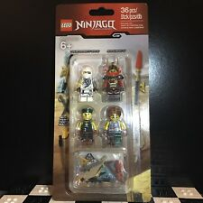 LEGO Ninjago Accessorio Set-Torneo Zane, Samurai X e 2 dei Pirati del cielo 853544
