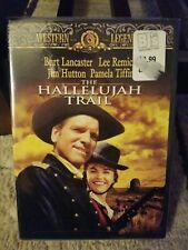 The Hallelujah Trail (DVD, 1965, Western Legends) RARE OOP