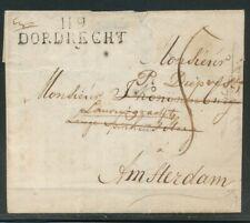 119 DORDRECHT (ZWART) OP OMSLAG - AMSTERDAM, PORT 5 ST., LEES BESCHR.   Zi165