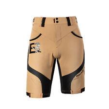 ROCKBROS Cycling Casual Mountain Pants Short Apricot