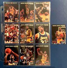 Scott's Destash - 1992 Skybox Earvin Magic Johnson Set of 10 cards