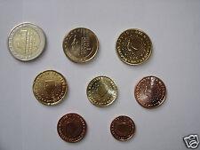 manueduc   HOLANDA  2011  Las 8 Monedas Algunas  AGOTADAS  NUEVAS