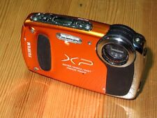 Fujifilm FinePix XP Series XP20 14.4MP Digital Camara - Naranja