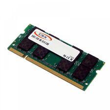HP Compaq 2510p, memoria RAM, 2 GB