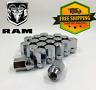 20 Dodge OEM Lug Nuts 9/16-18 | RAM 1500, Durango, Dakota, Raider, Factory 🐱🎗️