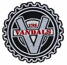 """The Vandals Cog Patch Patch 3"""" x 3"""" Licensed by C&D Visionary P4279 Free Ship"""