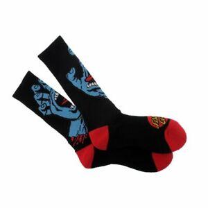 Santa Cruz Screaming Hand black Socken