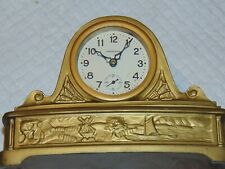 New ListingWonderful Old Original Clock Bank