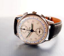 Vintage 1940's Breitling Venus 170 Chronograph Watch