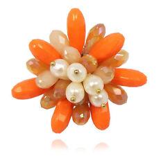 Modeschmuckstücke Perlen aus Acryl