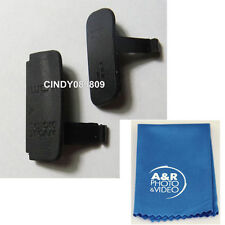 New Interface Cap USB  AV OUT HDMI MIC Rubber Cover For Canon EOS 600D T3I 2Piec