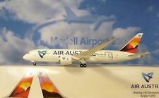 Limox ALI 1:200 Boeing 787 Dreamliner Air AUSTRAL f-olrb + Herpa-Wings CATALOGO