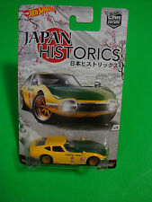 HW CAR CULTURE JAPAN HISTORICS- ** TOYOTA  2000 GT   ** ( MOC )