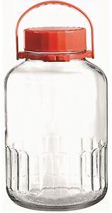 Pasabache Large Pickle Jars Preserve Jars Airtight 3 Litre 5 litre & 8 Litre