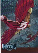 FALCON #16 2015 Fleer Retro Marvel  1995 METAL BLASTER AVENGERS