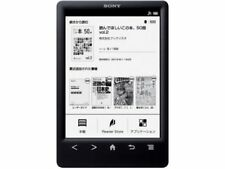 NEW SONY e-book reader Reader 6-inch Wi-Fi Black model PRS-T3S/B Japan