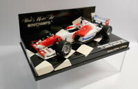 MINICHAMPS F1 1/43 Scale - 400 030172 PANASONIC TOYOTA F1 LAUNCH VERS.2003