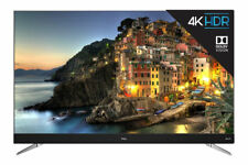 Tcl 55C807 55-Inch 4K Ultra HD LED TV Roku (2017 Model)
