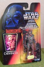 STAR Wars cardate ombre dell'impero Chewbecca Cacciatore di Taglie