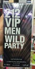 Treehouse: Carolina Herrera 212 VP Wild Party EDT Perfume Spray For Men 80ml