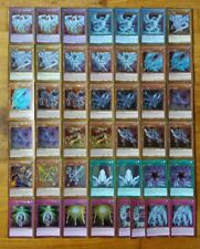ALL HOLO - Tournament Ready - 43 Card Blue-Eyes White Dragon Deck - MINT 1st 373
