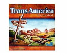 TransAmerica Train Board Game 2015 Edition Rio Grande Games RIO201 Trans America