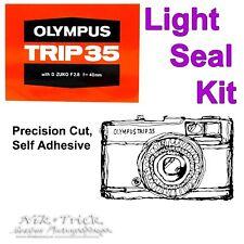 Sello Kit ~ de reemplazo Luz Olympus Trip 35 ~ suficiente para cámaras 3x
