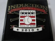 2010 BASEBALL HALL OF FAME INDUCTION LAPEL PIN ANDRE DAWSON HARVEY HERZOG