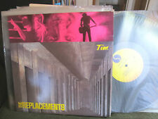 the REPLACEMENTS TIM SIRE 253301 US punk LP vinyl 1985 OOP! rare paul westerberg