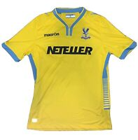 Crystal Palace Away Shirt Jersey Macron Mens XL