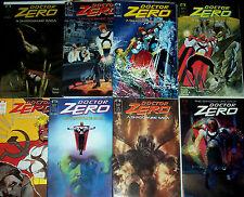 DOCTOR ZERO #1-8 (NM-) Full Set! 1988 Epic Marvel Comics LQQK!