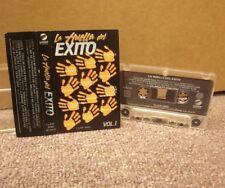 LA HUELLA DEL EXITO cassette tape 1987 Michael Jackson Menudo Ana Gabriel