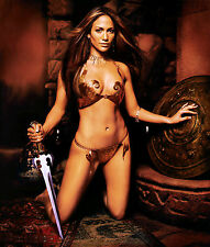 Jennifer Lopez Unsigned 16x20 Photo (109)