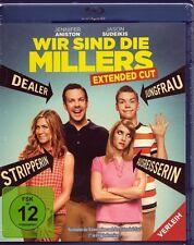 WIR SIND DIE MILLERS (Jennifer Aniston, Jason Sudeikis) Blu-ray Disc NEU+OVP