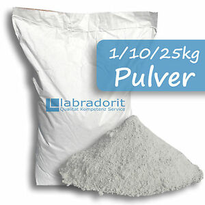 ZEOLITH Pulver Natur Zeoliet Zeolite Zeolit Ceolith Zeolit powder Zeolithpulver