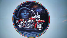 Halmilton Collection - Easyriders Limited Plate Collection Symbol of freedom