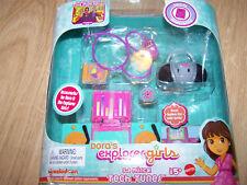 Dora The Explorer Girls Tech Tunes 4 Links Doll Online Game Accessories New