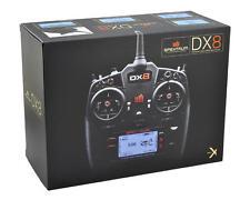 SPEKTRUM DX8 GEN 2 8 CHANNEL DSMX RADIO SYSTEM MODE 2 MD2 SPM8000 W/ AR8000 RX