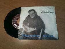 Claudio Villa O' Scarpariello Festival di Napoli 1962 45 giri originale Cetra