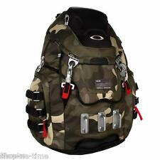 "Oakley Kitchen Sink 17"" Laptop / MacBook Pro Herb Camo Backpack / Daypack - New"