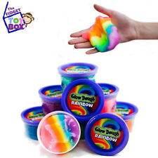 Glow Dough putty sensory occupational therapy tool autism adhd special needs